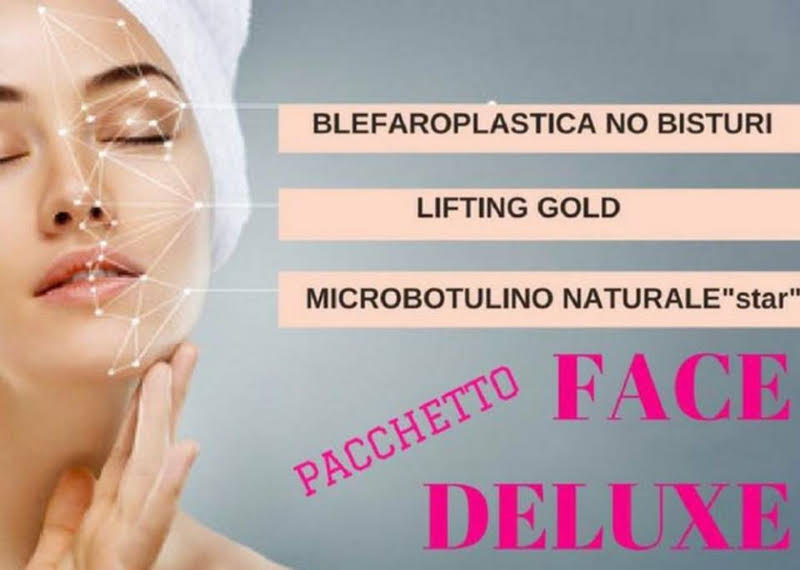 pacchetto face deluxe